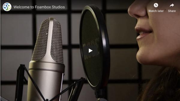 Foambox Studios Video