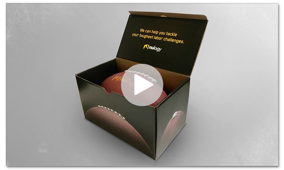 Nulogy Direct Mail Video