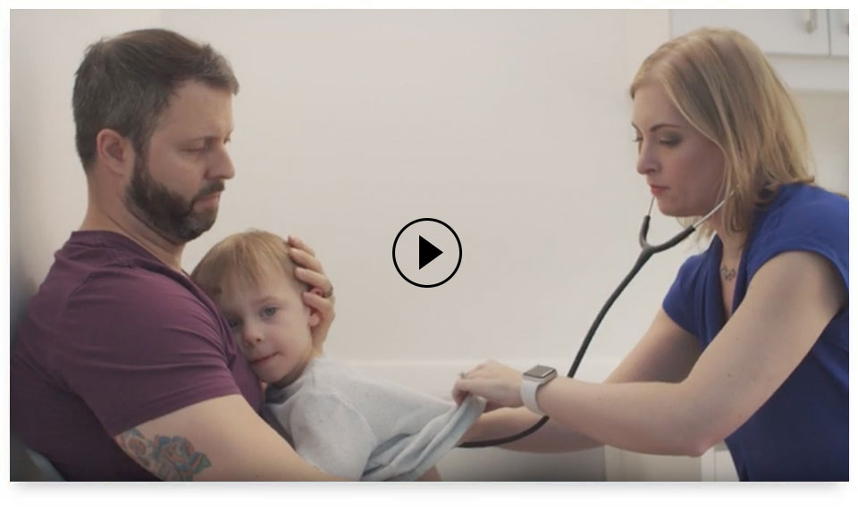 TELUS Health Heroes campaign Video 2