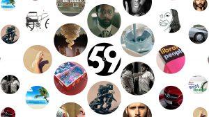 Agency59's website redesign