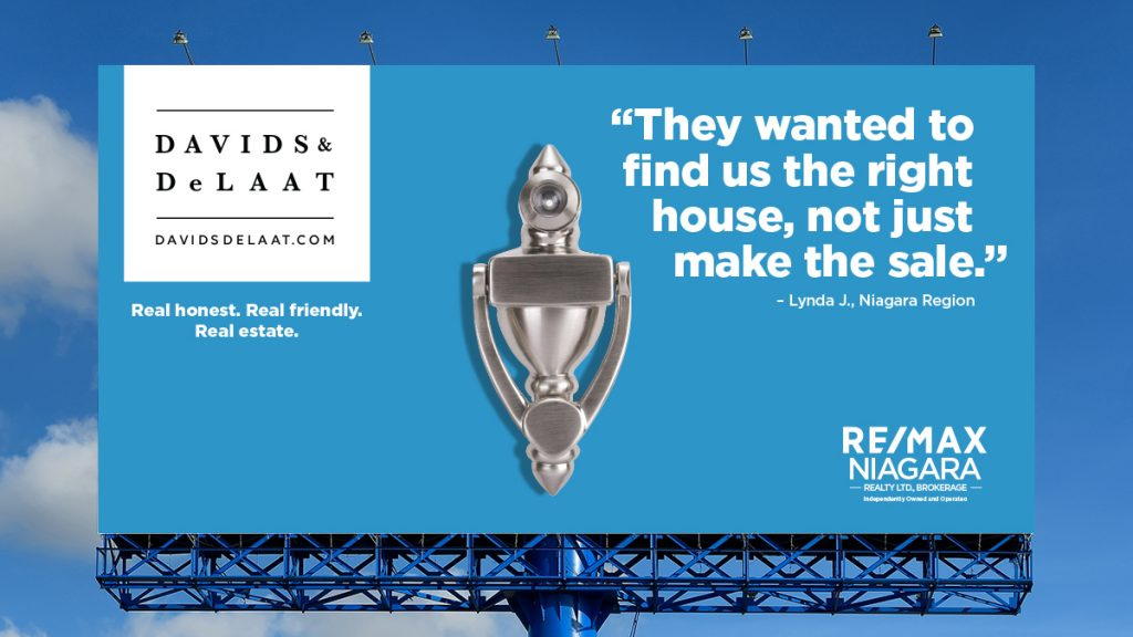 Davids & DeLaat: Out-of-Home Billboard