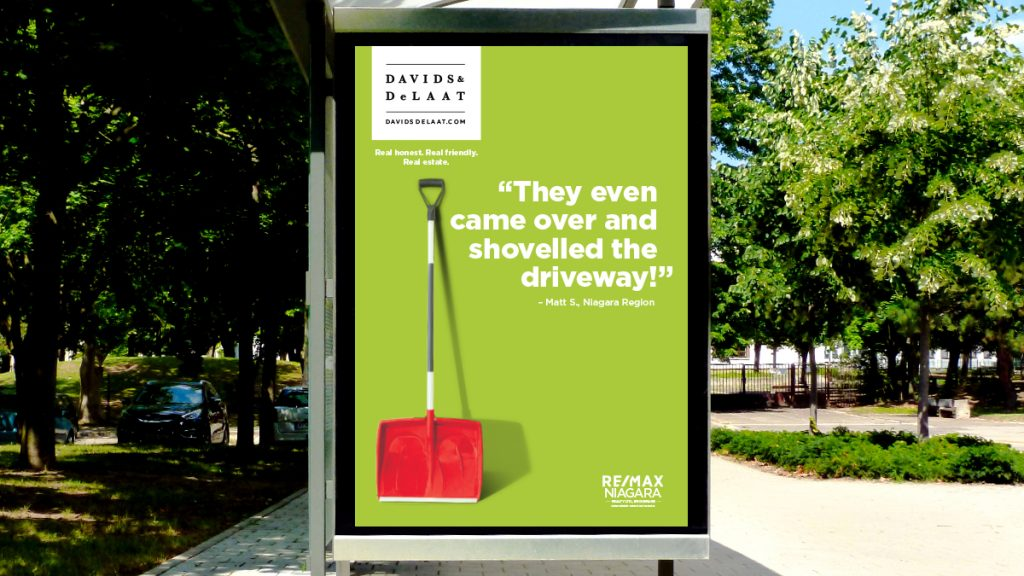 Davids & DeLaat: Out-of-Home Bus Shelter
