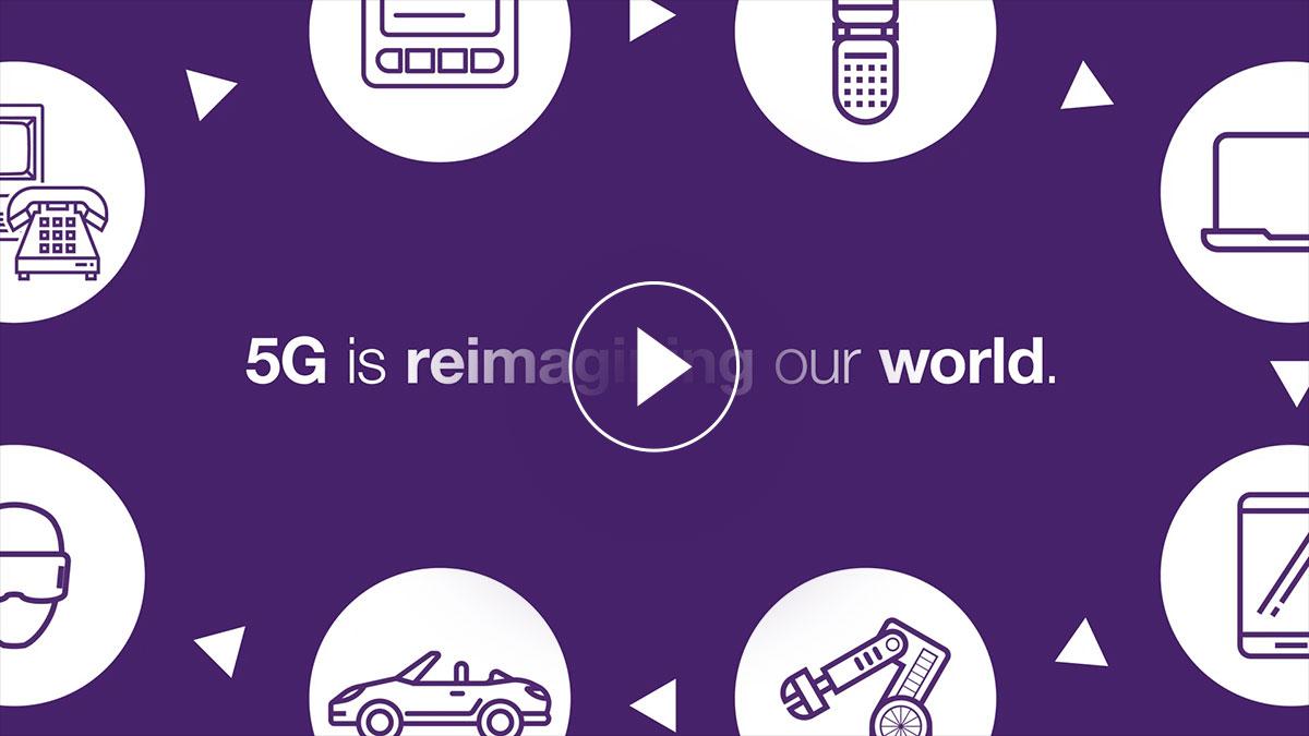 TELUS's 5G Video campaign